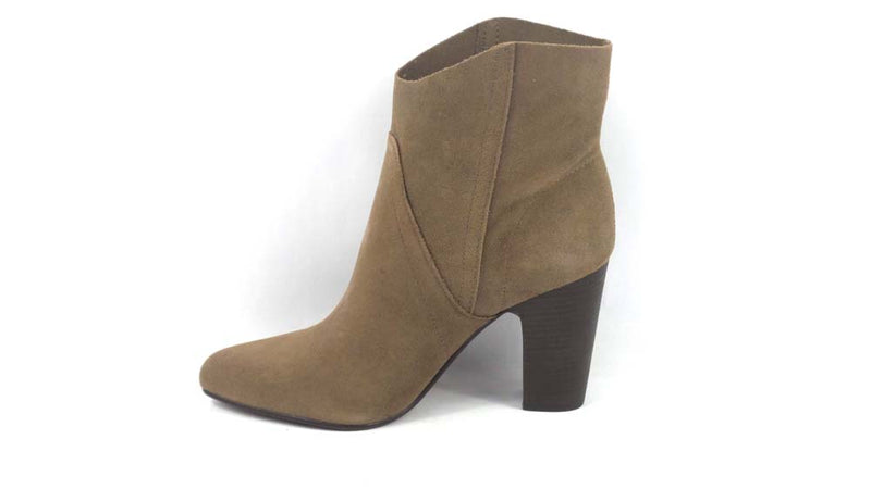 Vince Camuto Suede Ankle Boots Creestal Bedrock - NEW