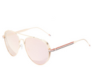 Prive Revaux The G.O.A.T. Polarized Sunglasses Pink - NEW