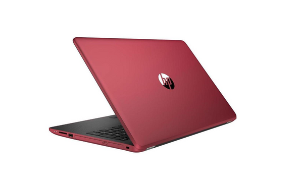 HP 15-BS002CY 15in Touch Laptop i3-7100U 8GB 2TB WIN10 Red - A