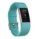 Fitbit Charge 2 FB407STES Heart Rate Fitness Activity Tracker Teal - B