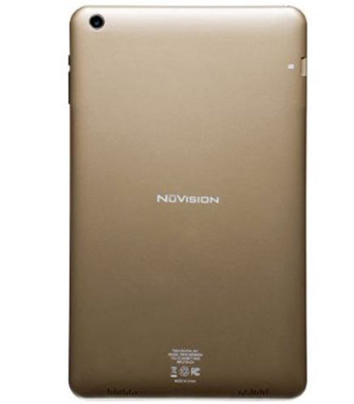 "NuVision 10"" TM101A620M 16GB QuadCore Android Tablet Gold - A"