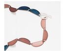 Robert Lee Morris SOHO Ombre Patina Necklace - NEW
