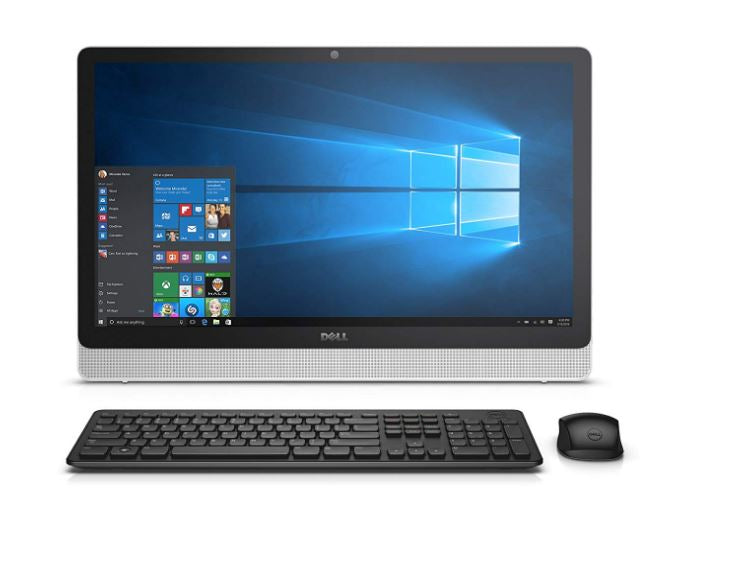 "Dell Inspiron i3455-10041WHT-PUS 23.8"" Touch AMD A6-7310 6GB 1TB WIN10 White - A"