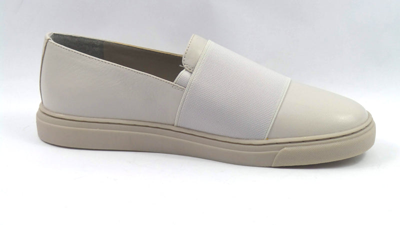 Lori Goldstein Collection Slip-On Tonal Sneakers Ash Grey - NEW