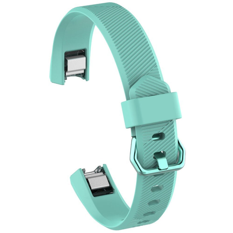 Fitbit Alta HR and Fitbit Alta Wristband Straps Size Large Teal - NEW