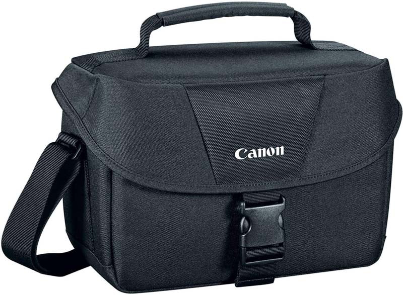 Canon 9320A023AB Digital Camera Bag with Adjustable Shoulder Strap - NEW
