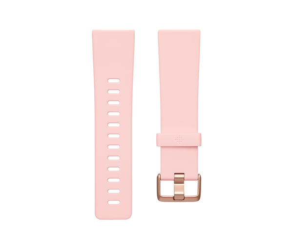 Fitbit Classic Band for Fibit Versa Smartwatch Rose Gold - A