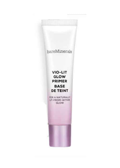 BareMinerals Vio-Lit Glow Primer Base 1fl. oz. - NEW