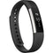 Fitbit Alta Activity Tracker with Black Writstband Small Size FB406BKS - B