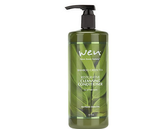 WEN by Chaz Dean Bamboo Green Tea Cleansing Conditioner 32 Oz. - NEW