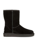 Koolaburra by UGG Suede Short Boots Koola Black - NEW