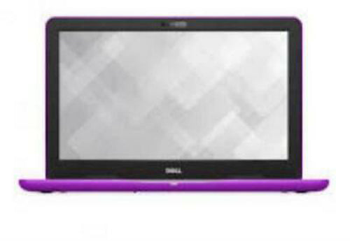 "Dell 5567 15"" Touch Intel i3-7100U 8GB 1TB WIN10 Purple - B"