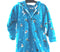 Forever Lazy Fleece Onesie with Pocket Blue - NEW