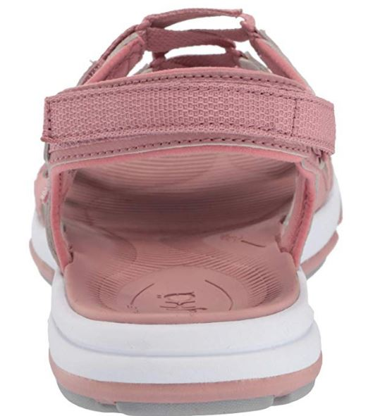 Ryka Gladiator Sport Sandals Devoted Tea Rose - NEW
