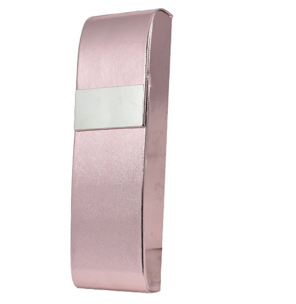 Digital Basics Apple Watch Hard Case Magnetic Closure Rose Gold - A