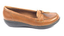 Clarks Collection Slip-on Loafers Ashland Bubble Tan - A