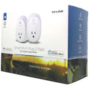 TP-LINK HS110 Wi-Fi Smart Plug 2-Pack with Energy Monitoring - NEW