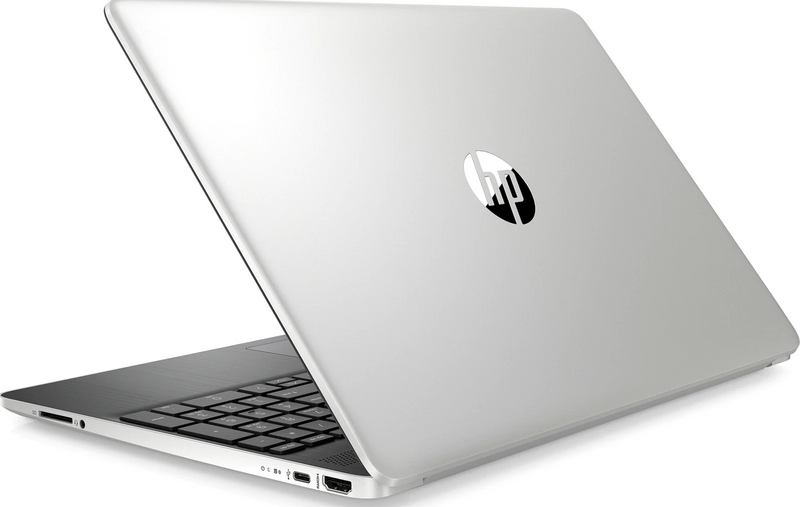 HP 17in Touchs Laptop 17-CA0007CY AMD A9-9425 8GB 2TB WIN10 Silver - A