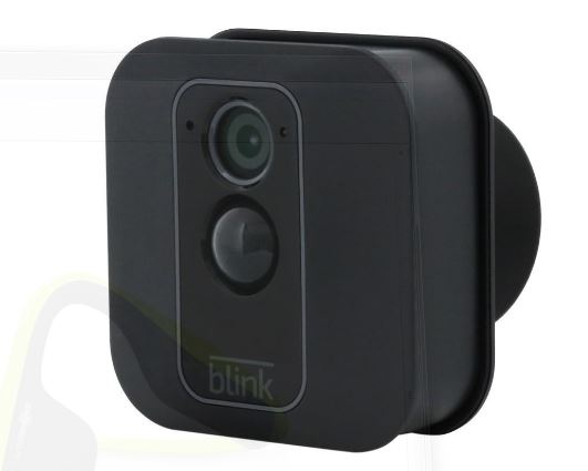 Blink XT2 Indoor/Outdoor Wi-Fi Wire Free 1080p Add-on Security Camera Black - NEW