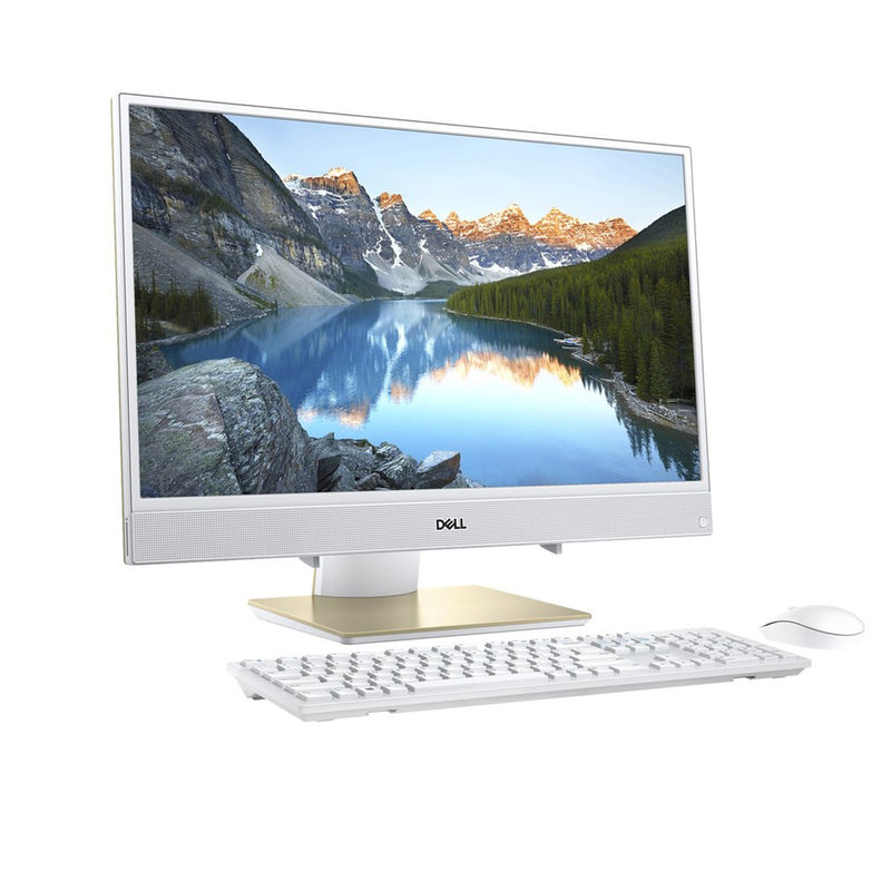 "Dell All-in-One  i3477-3666GLD-PUS 24"" Touch Desktop 8GB 1TB Win10  Gold - A"