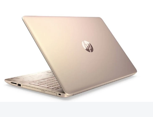 HP 15-BS007CY 15in Touch Laptop i3-7100U 8GB 2TB WIN10 Gold - A