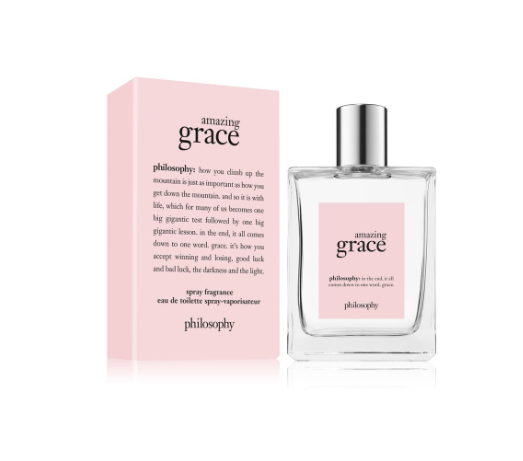Philosophy Amazing Grace Eau De Toilette Spray 15 ml 0.5 oz - NEW