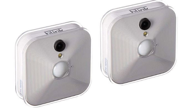 Blink Home Security Camera System with Motion Detection 2 Camera Kit - A