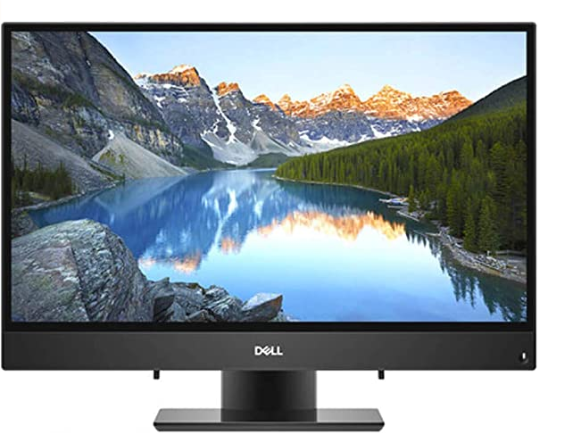 Dell Inspiron i3480-3394BLK-PUS 23.8in Touch i3-8145U 8GB 1TB WIN10  - B