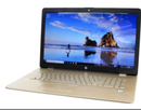 HP 17-bs028cy 17.3in Touch Laptop Intel i5-7200U 8GB 2TB Win10 Gold - NEW
