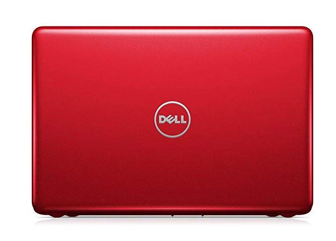 "Dell Inspiron i5567-0927RED 15"" Touch Laptop Intel i3-7100U 8GB 1TB W10 Red - B"