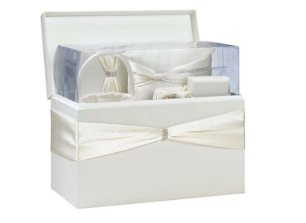 Lillian Rose Ivory Wedding In A Box Set  - NEW