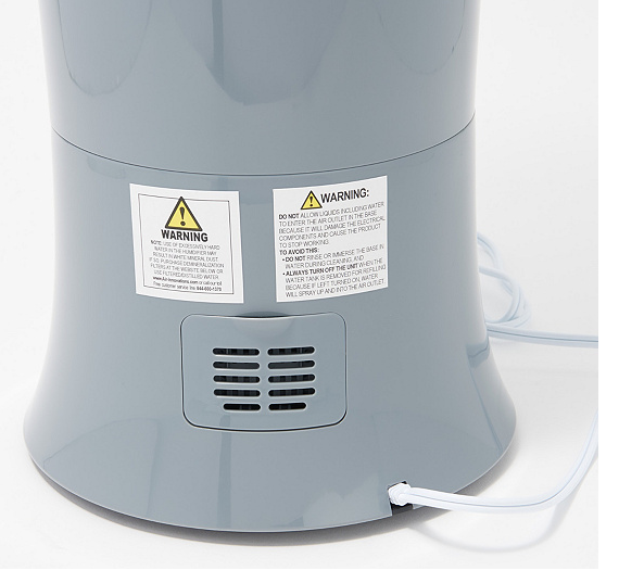 Air Innovations 1.8-Gallon Digital Humidifier Platinum - A