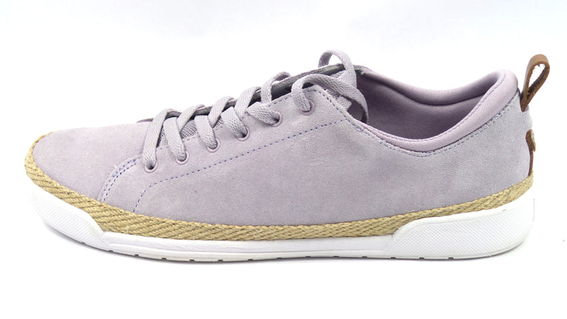 Ryka Suede Lace-Up Sneakers Olyssia Breezy Lilac - A