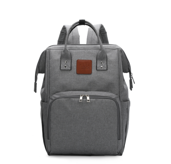 Citi Collective Citi Navigator Diaper Bag Backpack Grey - NEW