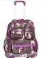 Lug Quilted Puddle Jumper Wheelie Camo Berry - A