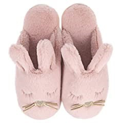 easter bunny slippers