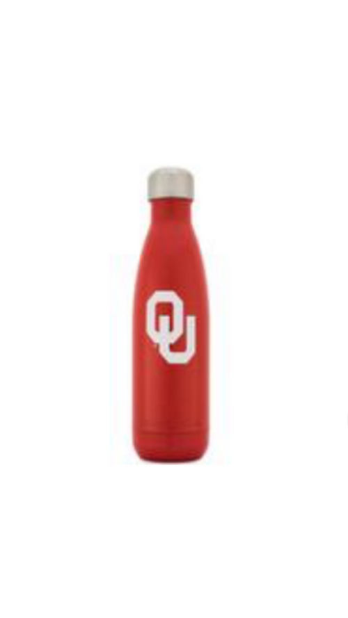 OU Waterbottle (Red)