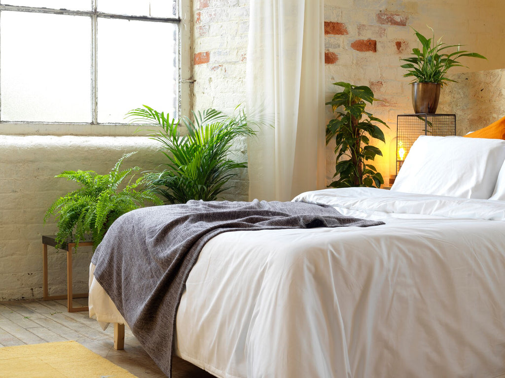 Spring Clean Your Way To The Best Night's Sleep