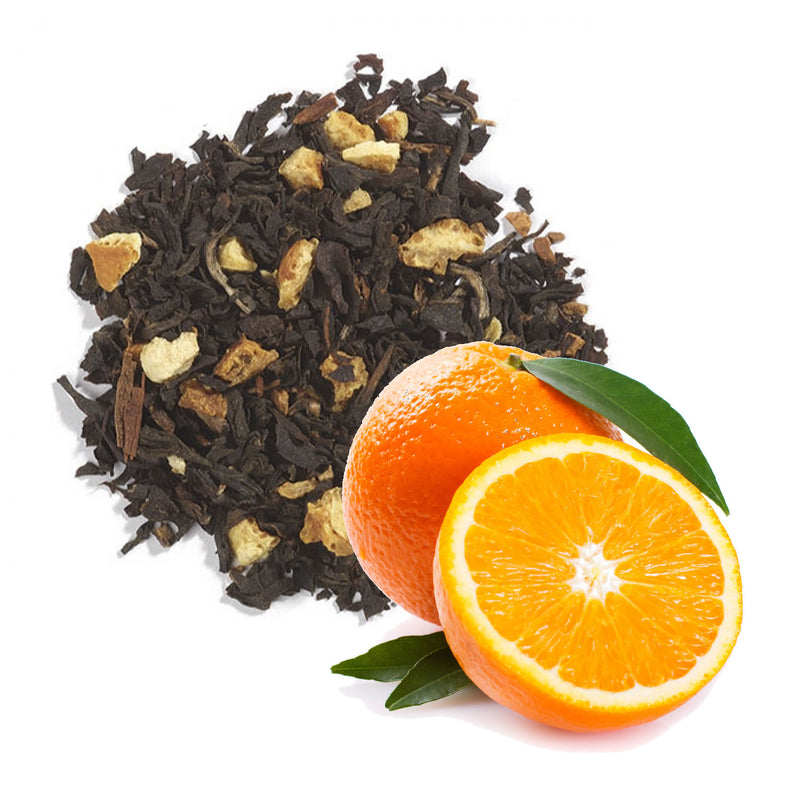 Black Tea Orange