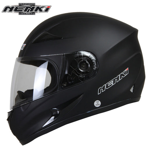 NENKI Motorcycle Helmet Motorcycle Full Face Riding Helmet