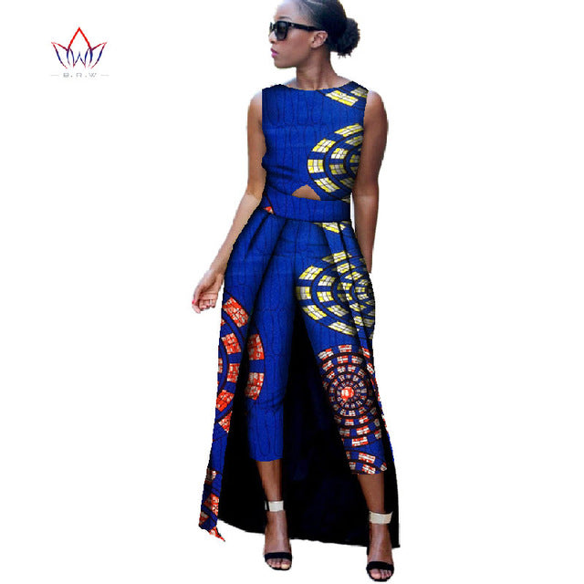 a1b5b91acd28 African Romper Dashiki Jumpsuit – MineByDezign