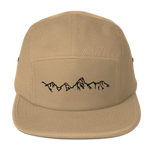 The Teton | Five Panel Cap
