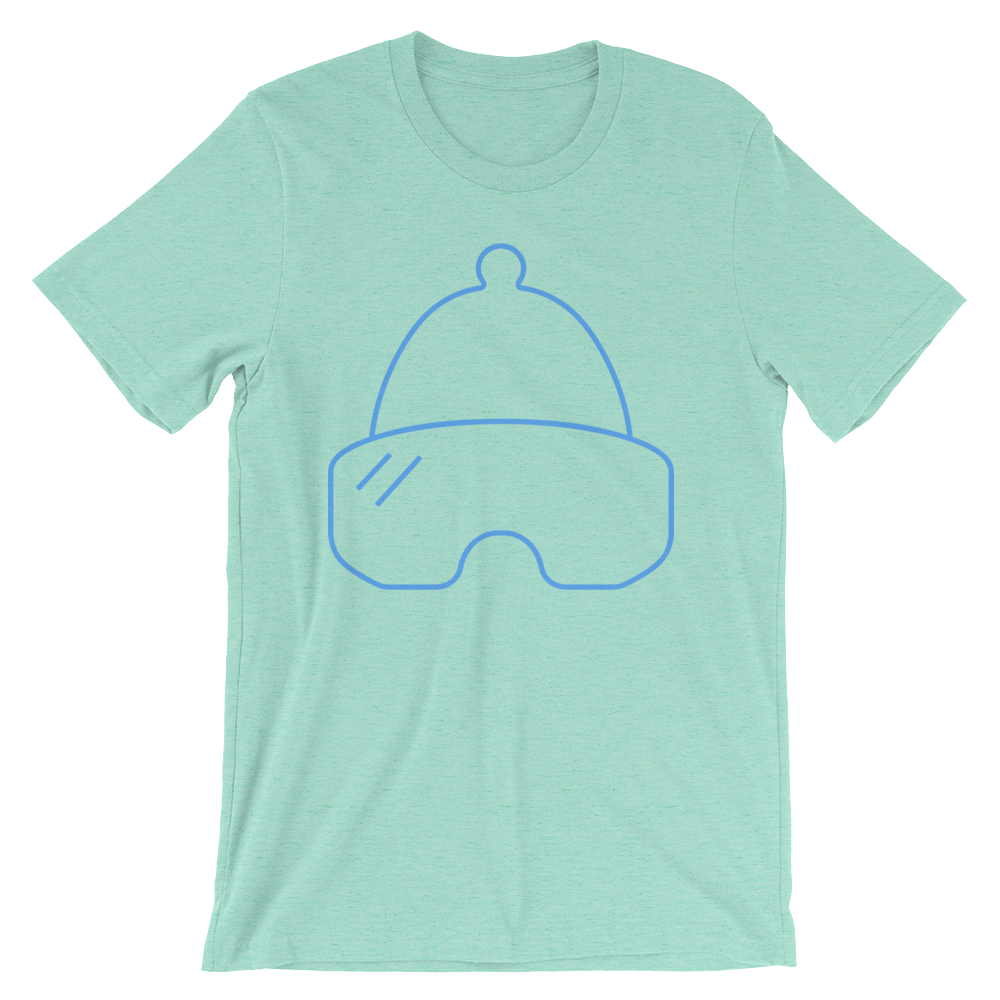 Hat & Goggle | T-Shirt