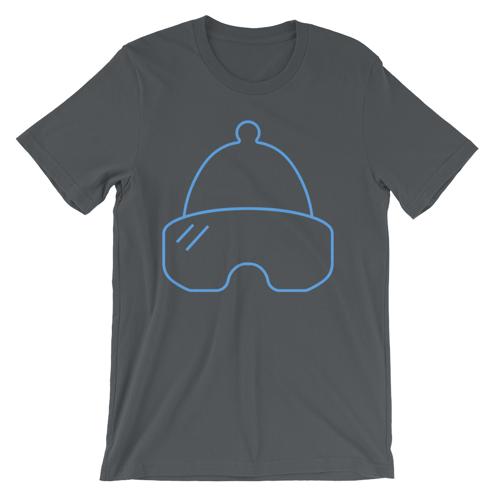 Hat and Goggle | T-Shirt