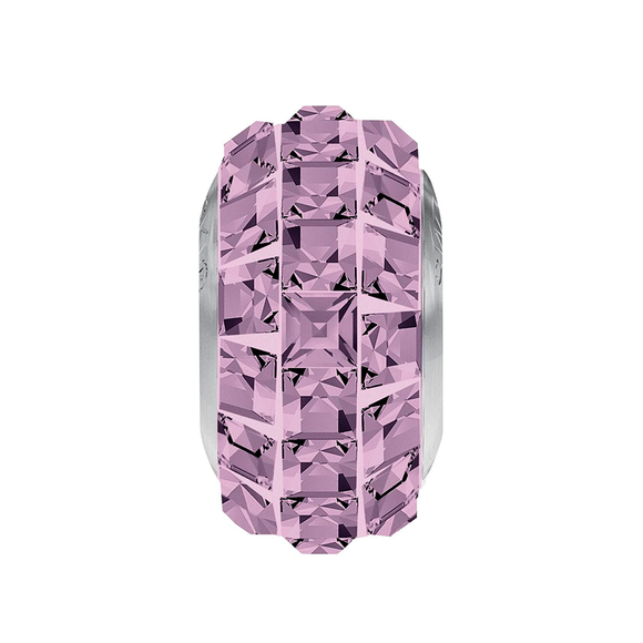 5054749 - BECHARMED CRYSTAL MAUVE SWAROVSKI - METAL RODINADO