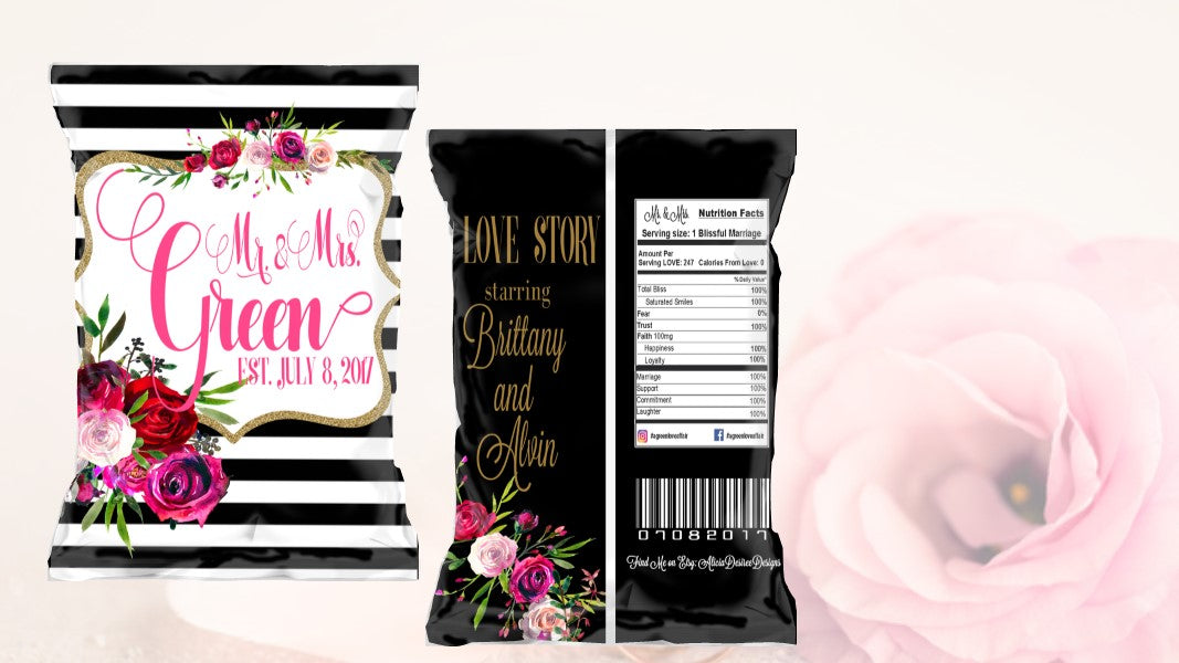 Free Chip Bag Template Silhouette Publisher Photoshop Word