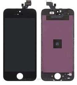 iPhone 5S Screen Replacement - BLK (Basic)