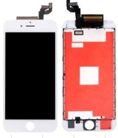 iPhone 6S Screen Replacement - White (High Quality)