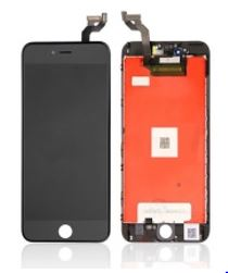 iPhone 6SP Screen Replacement with small parts - Black (Basic)