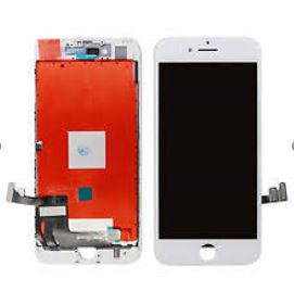 iPhone 7 Screen Replacement with small parts - White (Basic)